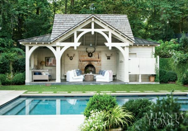 via Atlanta Homes, Beautiful Outdoor Spaces