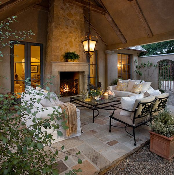 Beautiful Outdoor Spaces beautiful outdoor spaces - house of hargrove