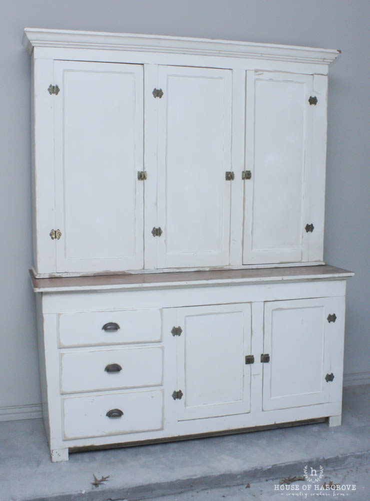 ... At The Widest Partu2026the Top Molding), 12.25u2033 Deep At The Cabinet Part  (the Deepest Part Is 14u2033 And That Is At The Top With The Molding), 48.5u2033  Tall