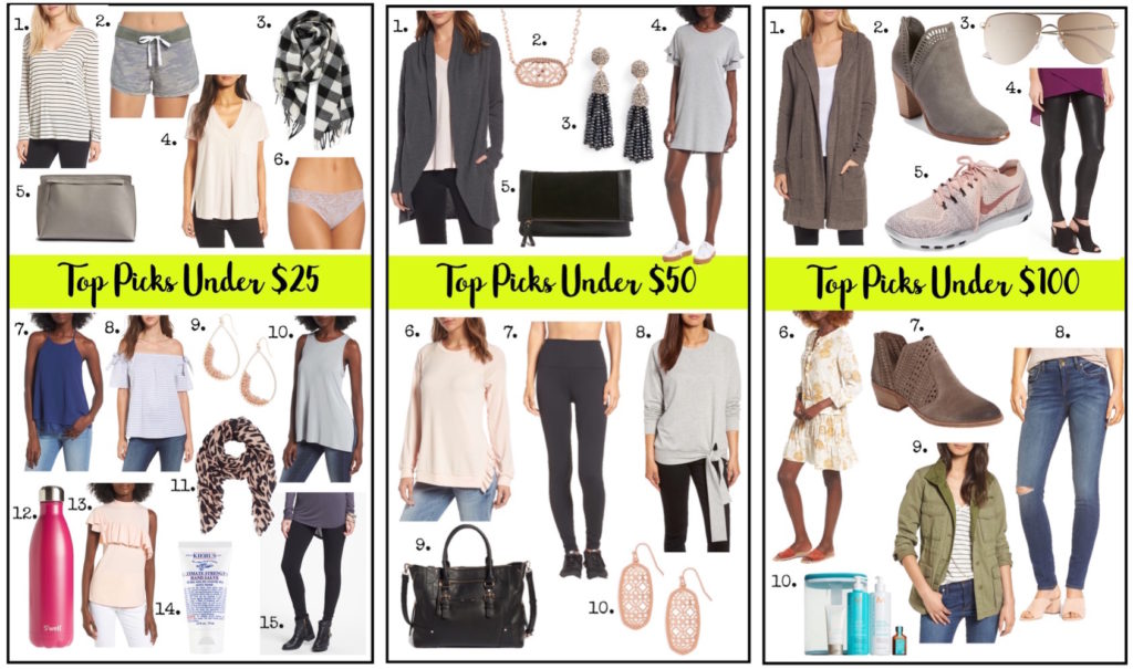 Nordstrom Anniversary Sale picks: Under $25, Under $50, Under $100