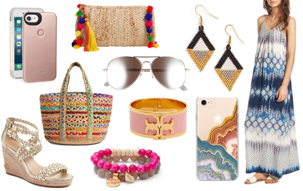 Wear it with Barrett: New Jewelry, iPhone Cases & Summer Accessories