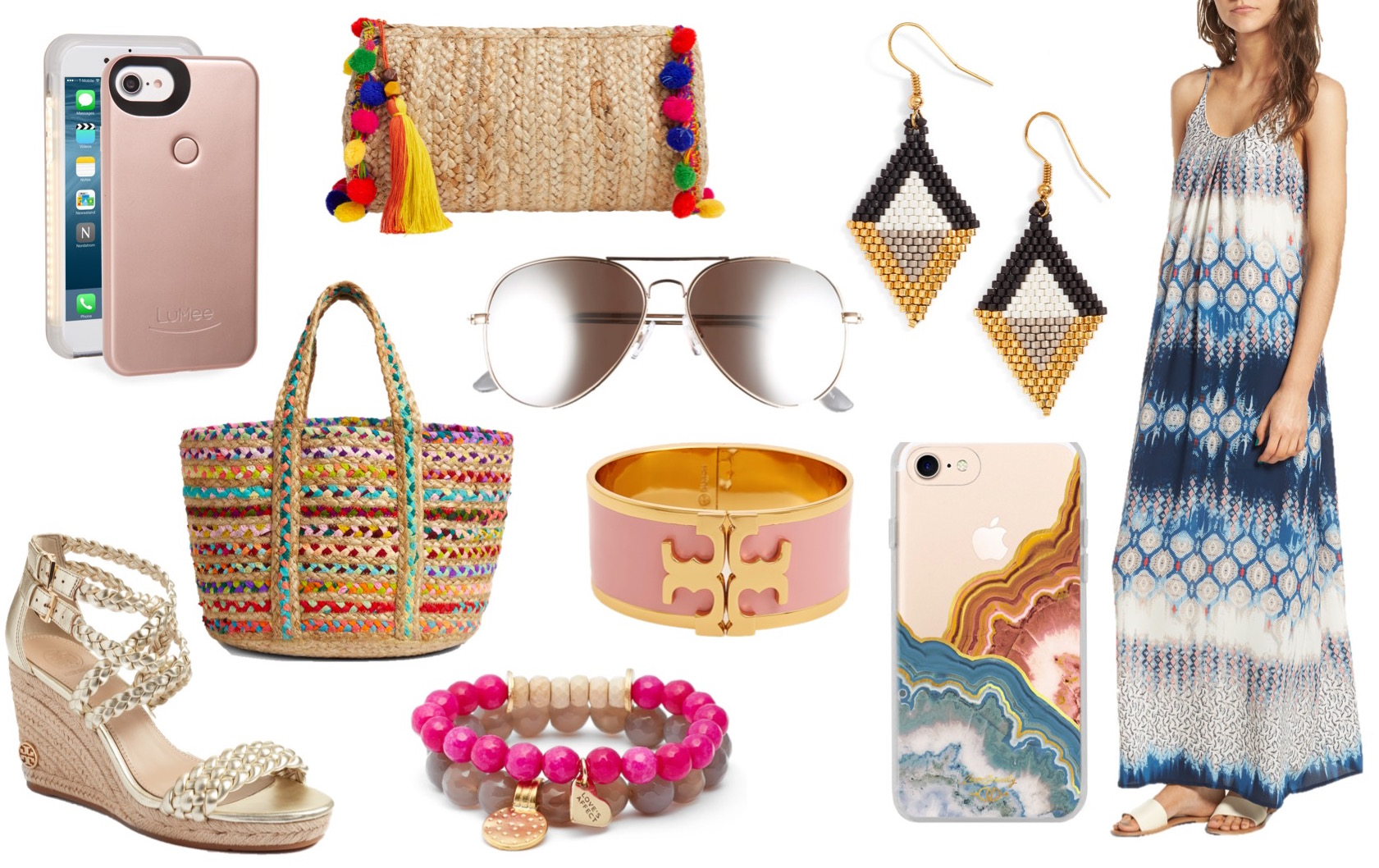 New Jewelry, iPhone Cases & Summer Accessories