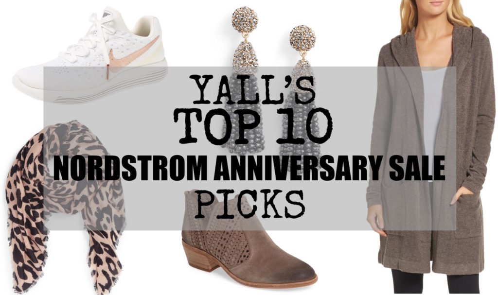 YALLS favorite Nordstrom Anniversary Sale Picks