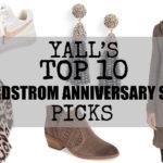 YALLS favorite Nordstrom Anniversary Sale Picks