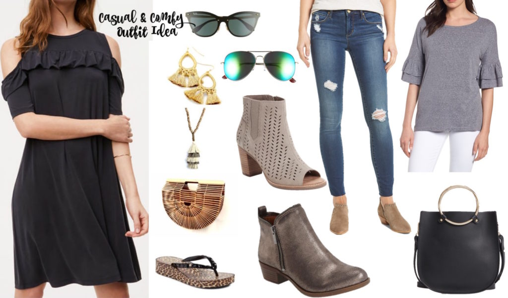 Wear it with Barrett: Casual & Comfy Outfit Inspiration & LOTS of Sale Finds