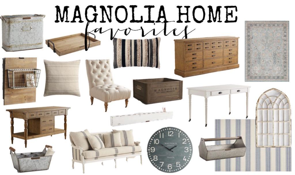 Magnolia Home Favorites