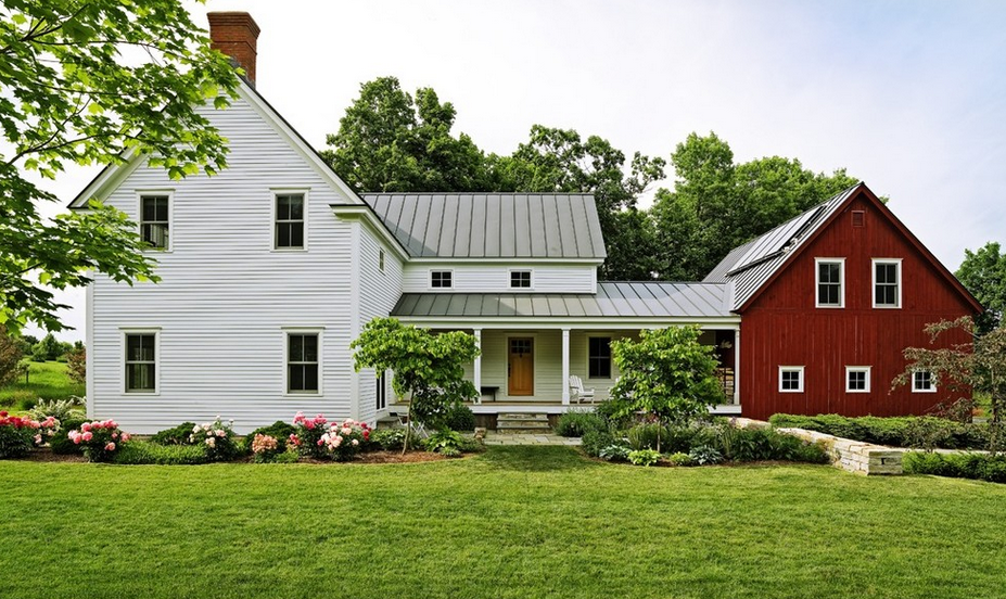 Beautiful Home Exteriors: Farmhouses, Cottages, Charming