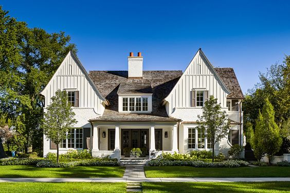 Beautiful Home Exteriors Farmhouses Cottages Charming