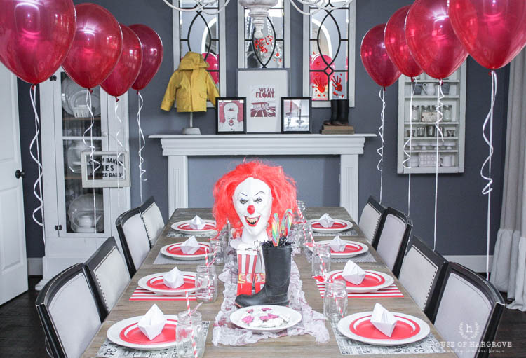 IT Movie Halloween Party