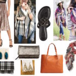 Wear it with Barrett: Purses, Jewelry and Scarves Galore!