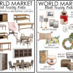Black Friday Shopping Guide-World Market