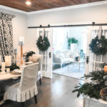 2017 McKinney Holiday Home Tour: Part 2
