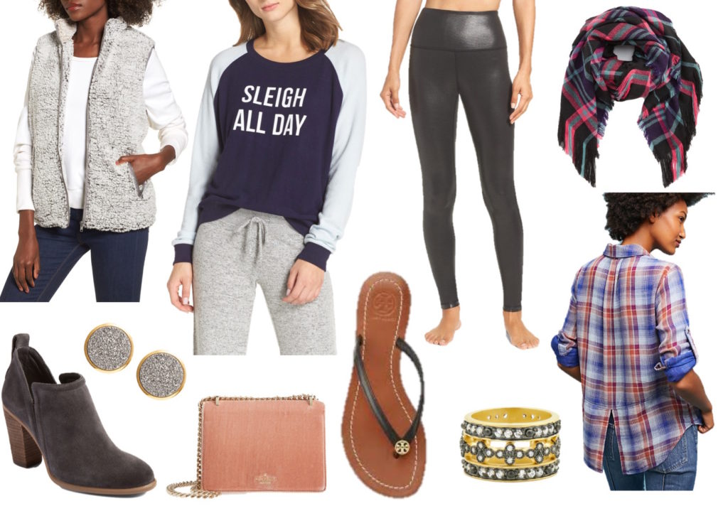 Wear it with Barrett: Nordstrom's Half Yearly Sale & Anthropologie's Winter Sale
