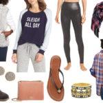 Wear it with Barrett: Nordstrom's Half Yearly Sale & Anthropologie's Winter Sale
