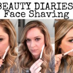 Beauty Diaries: Face Shaving | Dermaplaining at Home