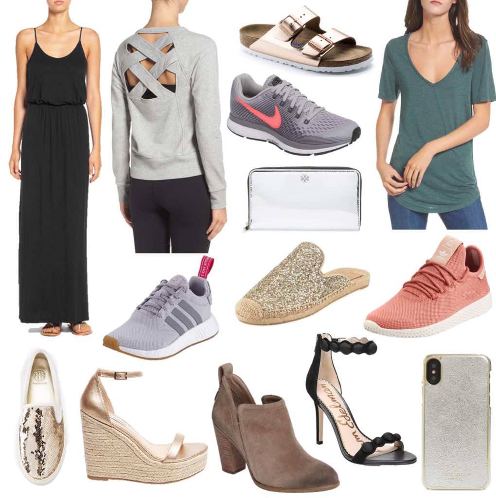 Wear it with Barrett: Shoes and More Shoes & Nordstrom Sale Picks