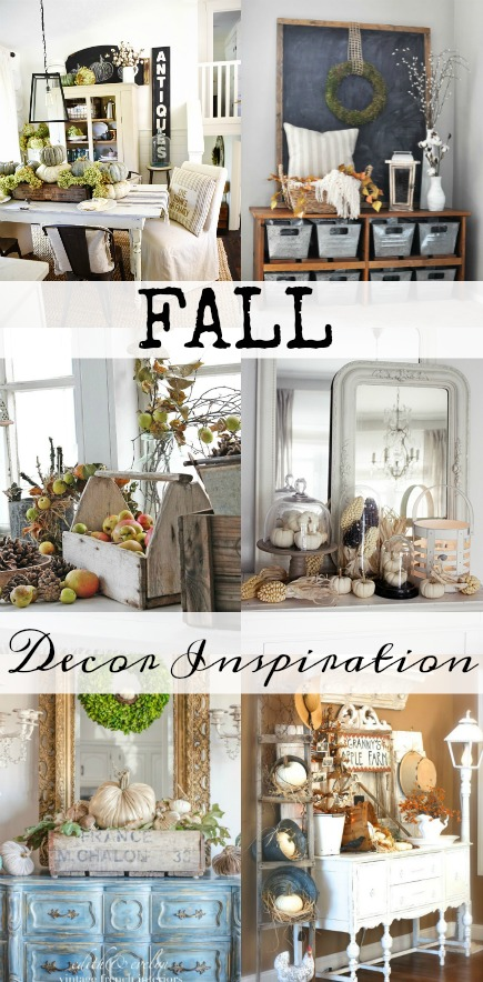 More Fall Decor Inspiration