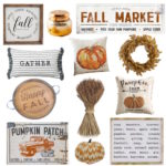 Fall Decor Finds- Cute items to get your Home Ready for Fall