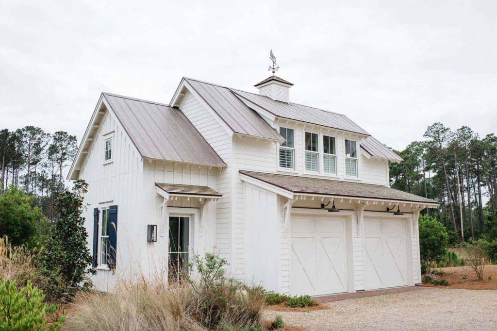 NEW HOUSE Carriage Garage Breezeway Inspiration